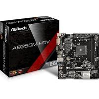 Mainboard Asrock AB350M-HDV