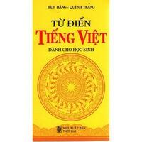 Từ Điển Tiếng Việt Dành Cho Học Sinh