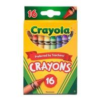Bút Sáp 16 Màu Crayola