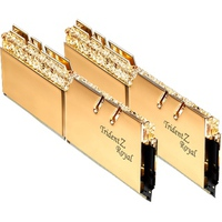 Ram G.SKill 16GB (2x8GB) DDR4 3200MHz Trident Z Royal Led RGB