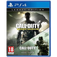Đĩa game Sony Call Of Duty Infinite Warfare PS4