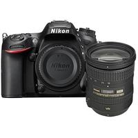 Máy Ảnh Nikon D7200 Lens 18-200mm