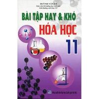Bài Tập Hay & Khó Hóa Học (Cấp 3)