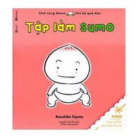 Chơi Cùng MoMo Chú Bé Quả Đào - Tập Làm Sumo (0-3 tuổi)