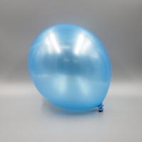 20 bong bóng cao su màu nhũ - Dương nhạt