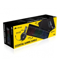 Bộ sản phẩm Corsair Essential Gaming Bundle (CH-9206215-NA)