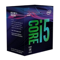 CPU Intel Core i5-8600K 3.6GHz