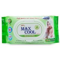 Khăn Ướt Max Cool Không Hương