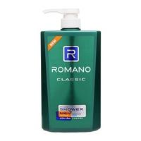 Sữa tắm gội 2 in 1 Romano Classic 650g