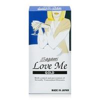 Bao Cao Su Sagami Love Me Gold 10 cái