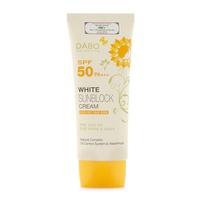 Kem chống nắng trắng da Dabo White Sunblock Cream SPF50 PA++ 70ml