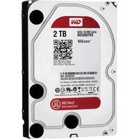 Ổ cứng HDD Western Digital 2TB WD20EFRX  Red NAS Series SATA 3