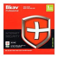 Phần mềm diệt virut Bkav Pro Internet Security (1PC/12T)