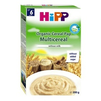 Bột dinh dưỡng Hipp 200g 6m+ ngũ cốc tổng hợp
