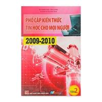 Phổ Cập Kiến Thức Tin Học Cho Mọi Người 2009 - 2010 (Tập 1-2)