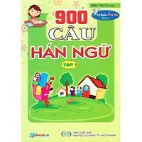 900 Câu Hán Ngữ (Tập 1-8)