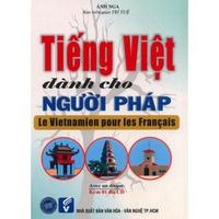 Tiếng Việt Dành Cho Người Pháp (Kèm CD)