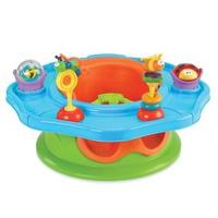 Ghế ăn và tập ngồi Summer 3 giai đoạn có đồ chơi