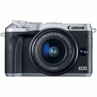 Máy ảnh Canon EOS M6 kit 15-45mm