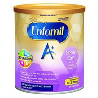 SUA ENFAMIL A+ GENTLE CARE 400G 0-12 THANG
