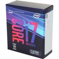 CPU Intel Core i7-8700K 3.7Ghz