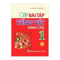 Vở Bài Tập Tiếng Việt Nâng Cao Lớp 1
