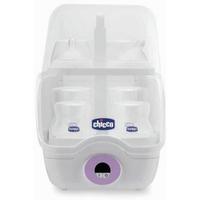 Máy tiệt trùng bình sữa Chicco 672881 Step Up tự động