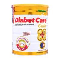Sữa bột Nutifood Diabet Care Gold 900gr cho người bị tiểu đường