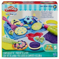 Đất Nặn Play-doh B0307 Khay Bánh Ngọt Ngào