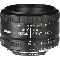 Ống kính Nikon AF Nikkor 50mm F1.8D