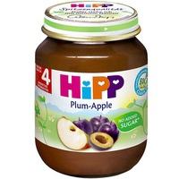 Dinh dưỡng đóng lọ Hipp 125g 4m+ Mận tây, Táo tây