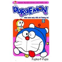 Doraemon - Chú Mèo Máy Đến Từ Tương Lai (Tập 1-5)