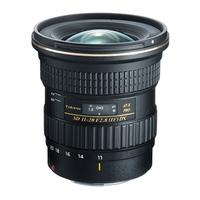 Ống kính Tokina AT-X 11-20mm F2.8 PRO DX