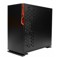 Case In-Win 101 Full Side Tempered Glass Mid-Tower Case