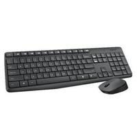 Bộ bàn phím chuột LOGITECH MK235