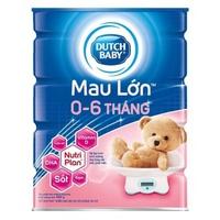SỮA DUTCH BABY MAU LỚN 900G 0-6 THÁNG