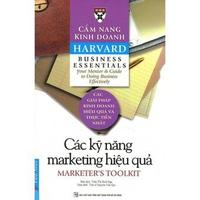 Cẩm Nang Kinh Doanh - Các Kỹ Năng Marketing Hiệu Quả