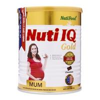 SỮA NUTIFOOD NUTI IQ MUM GOLD 900G CHO MẸ