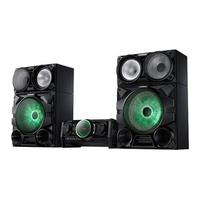 Dàn âm thanh Samsung MX-HS7000