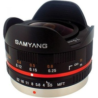 Ống kính Samyang 7.5mm f/3.5 UMC Fisheye