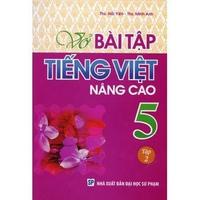 Vở Bài Tập Tiếng Việt Nâng Cao Lớp 5
