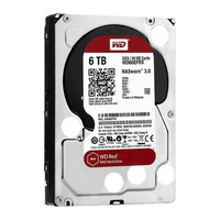 Ổ cứng HDD Western Digital 6TB WD60EFRX Red NAS Series SATA 3