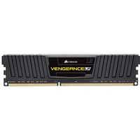 Ram Corsair 8GB DDR3L Bus 1600 Vengeance LP CML8GX3M1C1600C9
