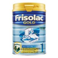 SỮA FRISOLAC GOLD SỐ 1 400G 0-6 THÁNG