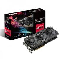 VGA Asus R.O.G Strix Radeon RX 580 O8G Gaming OC Edition GDDR5 (ROG-STRIX-RX580-O8G-GAMING)