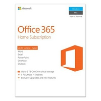 Phần Mềm Microsoft Office 365 Home