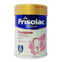 Sữa bột Frisolac Gold Premature 400g cho trẻ sinh non, nhẹ cân