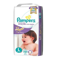 Tã dán Pampers L40 (9-14kg)