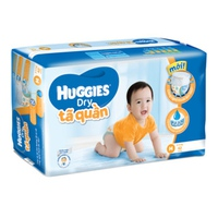 Tã quần Huggies M40 (6 - 11kg) Dry Pants Jumbo