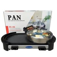 Bếp lẩu nướng Holtashi Pan SS46